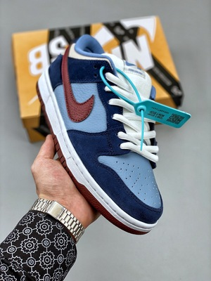 "Nike Dunk SB x FTC""Finally 20 Year""-红馬莆田鞋"