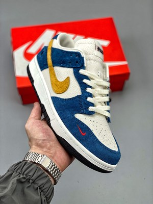 "Nike Kasina x Nike Dunk Low ""80s Bus""-莆田鞋网"