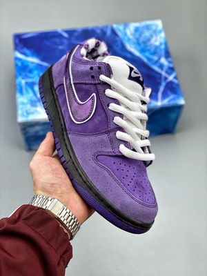 Concepts x Nike SB Dunk Low PRO OF QS紫龙虾-莆田红馬复刻鞋